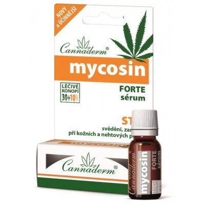 CANNADERM Mycosin Forte serum 10+2ml