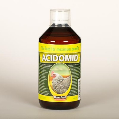 Acidomid D drůbež 500ml