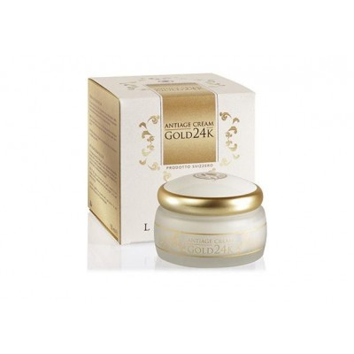 Locherber GOLD 24K Anti-age krém 50ml