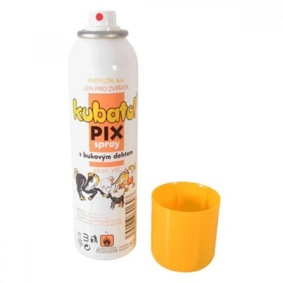 Kubatol a.u.v. Pix spray 150 ml